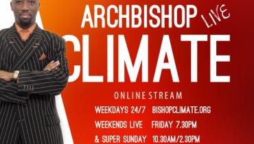 Bishop Climate Live TV