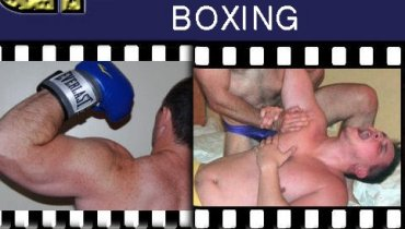 Wrestling and Boxing Buddies