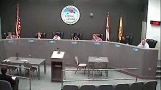 06-21-2011 Commission Meeting
