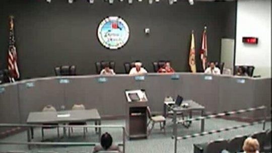 07-18-2012 CRA Board Meeting