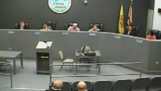 07-24-2012 Commission Meeting