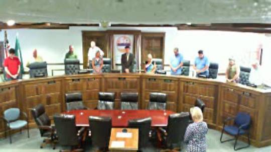 7-21-14 Council Meeting Part 1