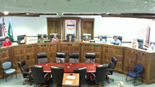 7-21-15 Council Meeting Part 2