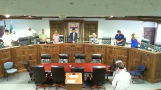 9-1-15 Council Meeting Part 1