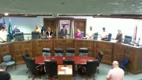 9-22-15 Council Meeting Part 1