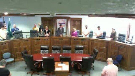 9-22-15 Council Meeting Part 1