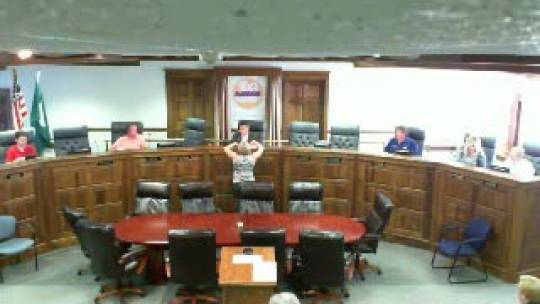 10-6-15 Council Meeting Part 2