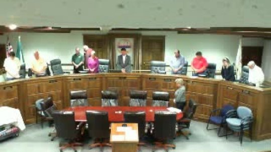 11-3-15 Council Meeting