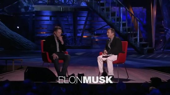 Elon Musk interesting interview