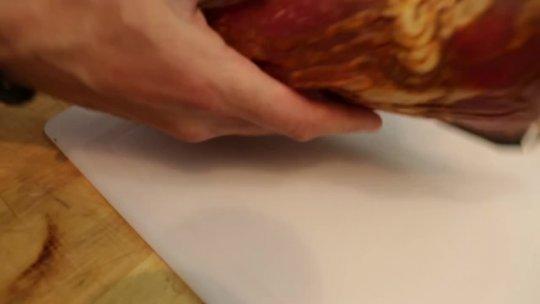 All Bacon Burger - Handle It