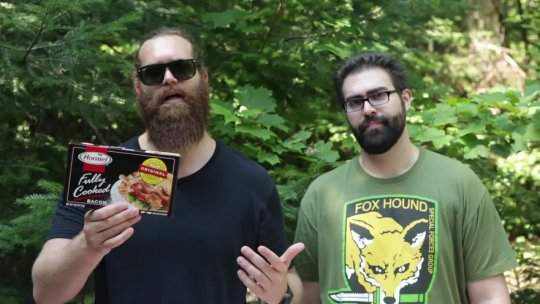 Campfire Pizza - Handle It