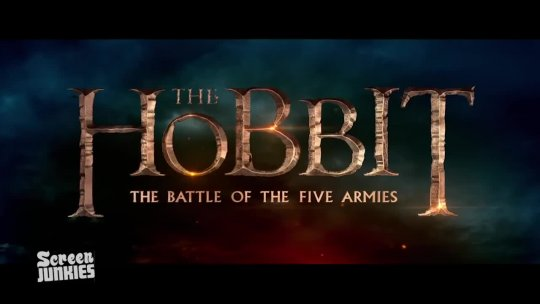 Honest Trailers - The Hobbit The Battle of the Five Armies (