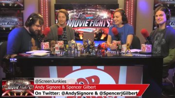 Should Indiana Jones be Rebooted w Chris Pratt - MOVIE FIGHT