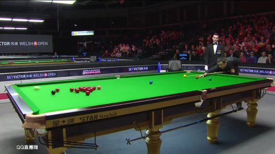 Ronnie O'Sullivan vs Vinnie Calabrese Welsh Open Snooker 2015 Round 1