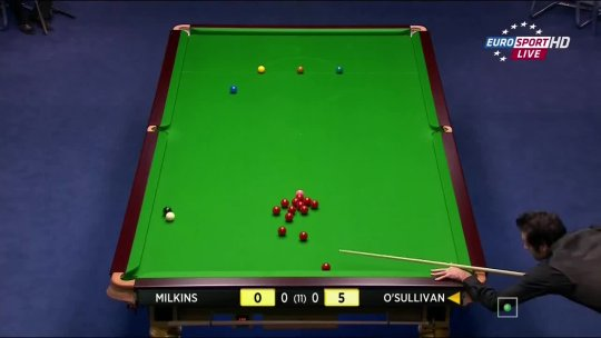 Ronnie O'Sullivan v John Higgins Championship League 2016 Group 1