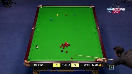 Ronnie O'Sullivan v John Higgins Championship League 2016 Group 1