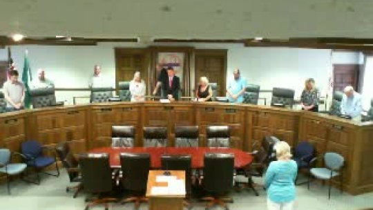 4-19-16 Council Meeting