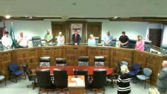 5-17-16 Council Meeting - Part I