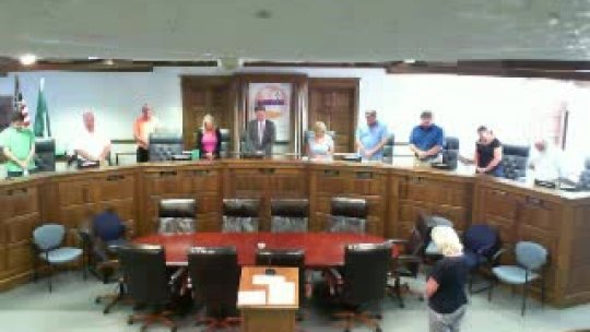 6-7-16 Council Meeting