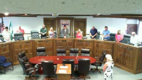 7-5-16 Council Meeting