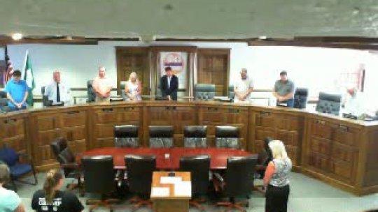 7-19-16 Council Meeting