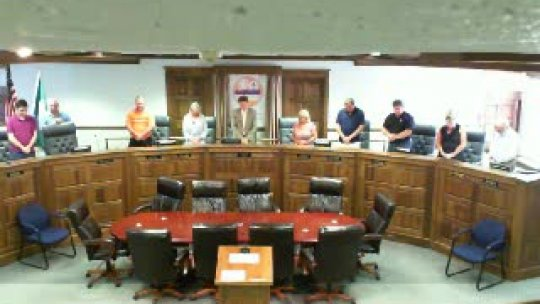 8-2-16 Council Meeting