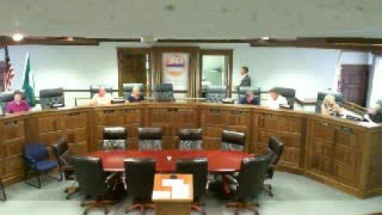 8-16-16 Council Meeting