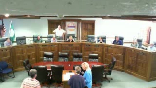 10-4-16 Council Meeting Part 1