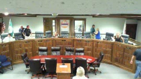 10-18-16 Council Meeting Part 2