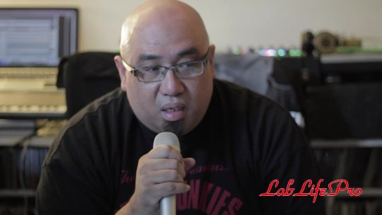 DJ RHETTMATIC OF THE BEATJUNKIES for LabLifePro