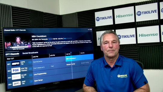 Hisense Introduction With Tim Green