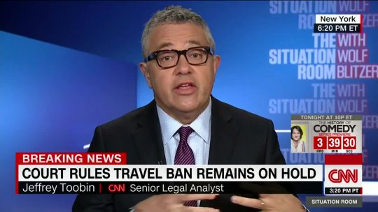 Explaining the court decision on travel ban