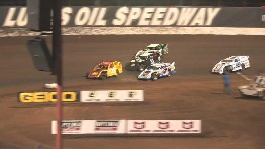 USRA Modified Feature Lucas Oil Speedway 5 22 14