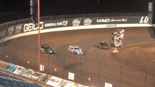 USRA Modifieds Feature Lucas Oil Speedway 05 17 14