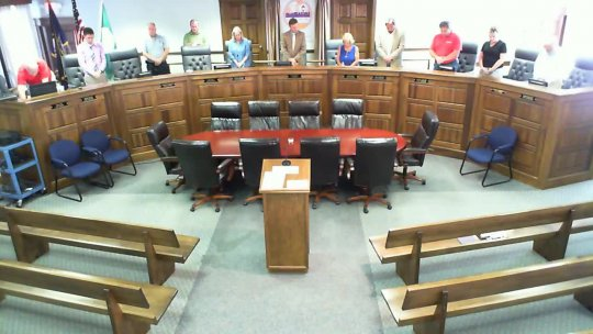 6-6-17 Council Meeting