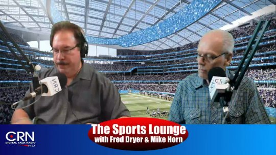 The Sports Lounge with Fred Dryer 8-16-17