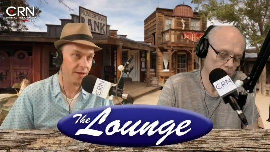 The Lounge with Robert Conrad 8-24-17 Hour 2