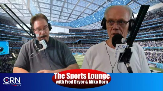 The Sports Lounge with Fred Dryer 9-27-17