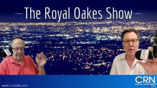 The Royal Oakes Show 11-4-17