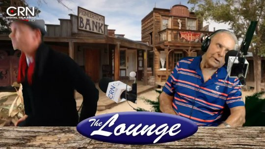 The Lounge w/ Robert Conrad 11-9-17 Hr. 1
