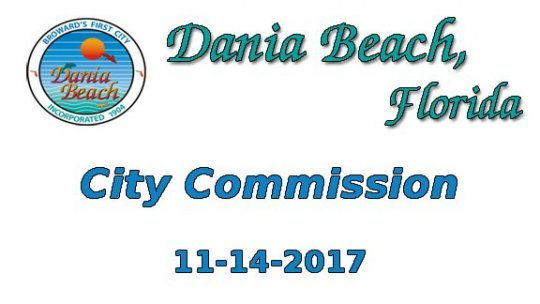 11 14 2017 Commission Meeting