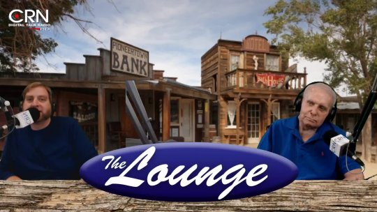 The  Lounge with Robert Conrad (Hour 1) 11-16-17