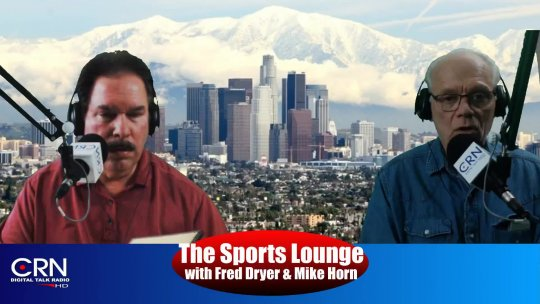 The Sports Lounge with Fred Dryer  12-13-2017