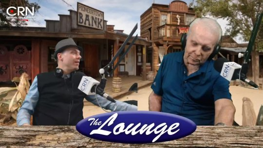 The Lounge with Robert Conrad 12-21-17 Hr. 1