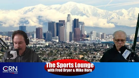 The Sports Lounge with Fred Dryer 1-3-18