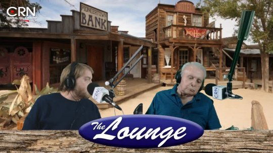 The Lounge with Robert Conrad 1/18/2018